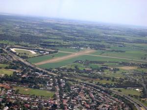 Gawler Airfield Ariel